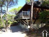 Maison sur site privilégié dans une pinède Provençal
