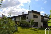 Villa d'architecte avec appartement d'amis et piscine