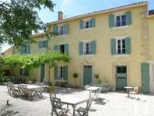 Mas Provençal restauré avec piscine et vue